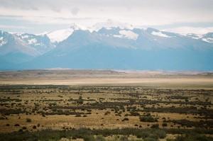 Patagonian Desert, South America
