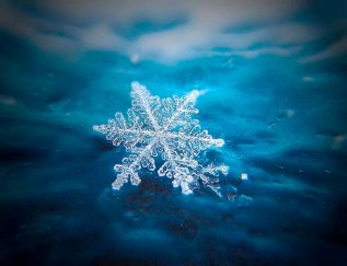 Snowflake Magical