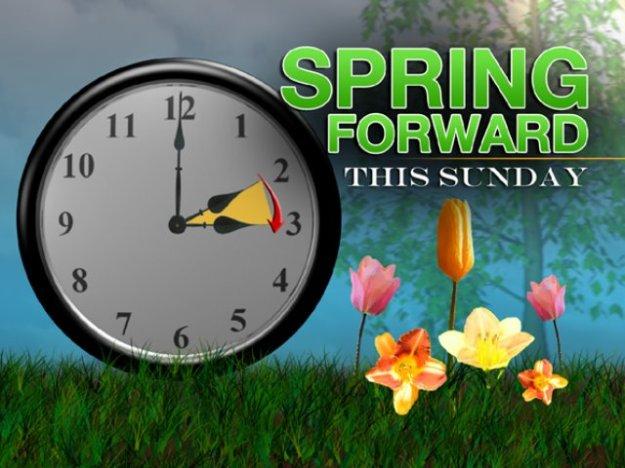 Spring Forward 2015