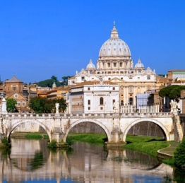 St Peter Basilica, Vatican City, Rome, Italy