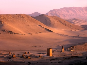 Syrian Desert, Middle East