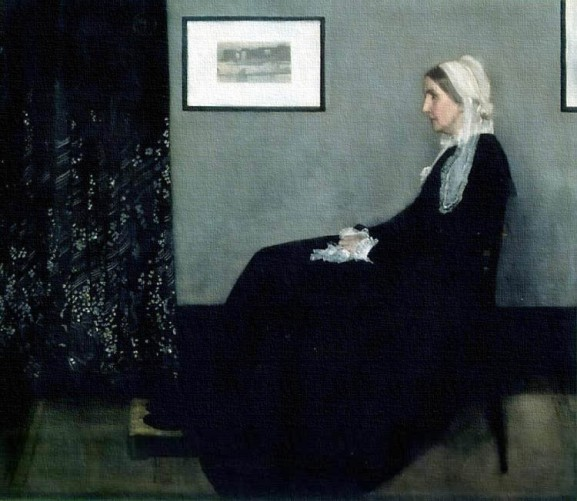 James McNeill - Whistler's Mother