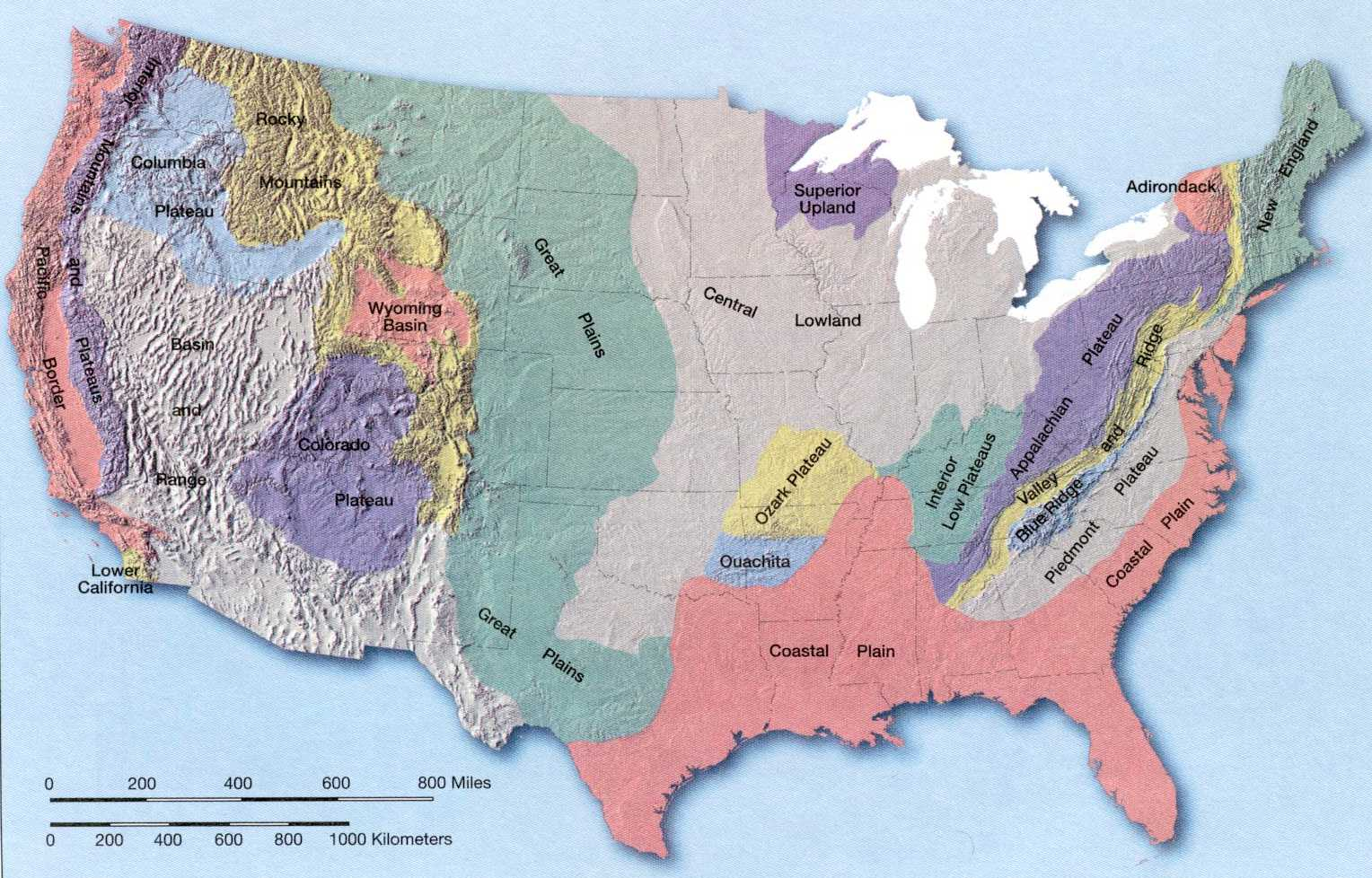 FileBlankMapUSAstatesPNG Wikimedia Commons United States Of - Map of usa states geography