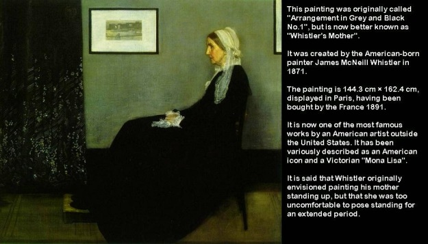 Whistler's Mother Facts