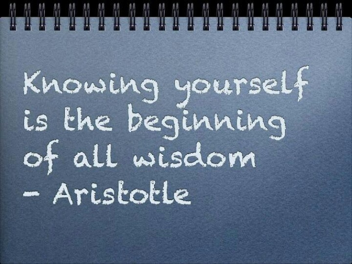 Aristotle Quote About Wisdom