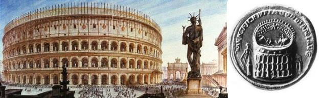 Colosseum & Colossus Nero