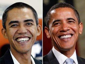 Doppelganger Obama