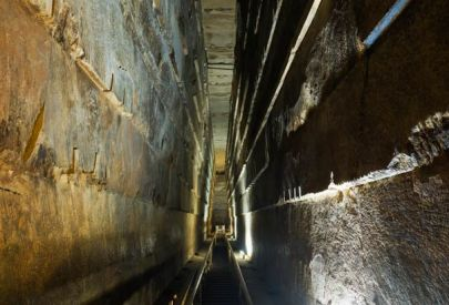 Great Pyramid of Giza - Pyramid of Khufu, Grand Gallery