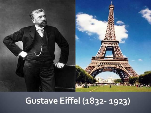 Gustave Eiffel 1832-1923