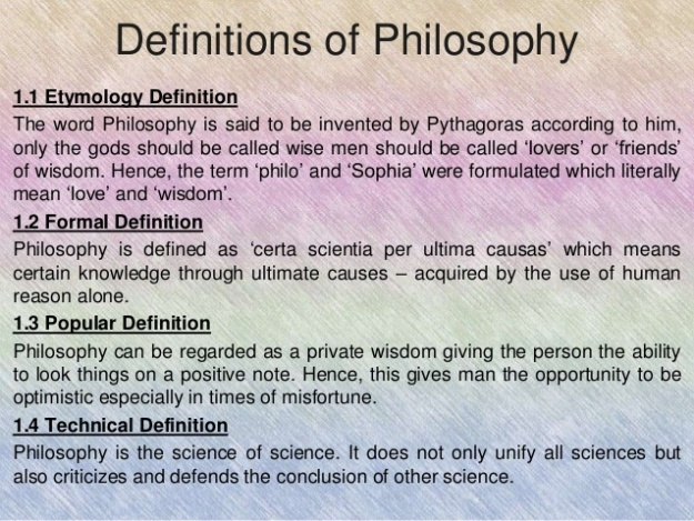meaning and definition of philosophy essay A good philosophy essay is not a summary of the author's position this is  perhaps the most common  does his failure to define the terms lead to  ambiguity 2.