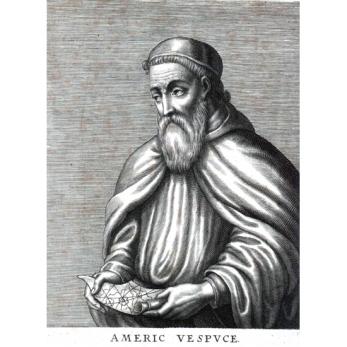 Amerigo Vespucci 1454-1512
