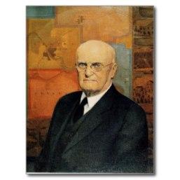 Grant Wood - John B. Turner Pioneer (1929)