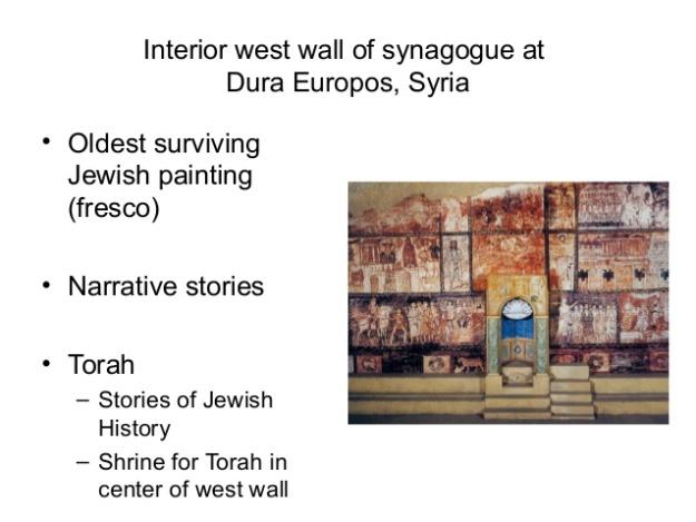 Dura-Europos - Interior Wall of Synagogue, Syria