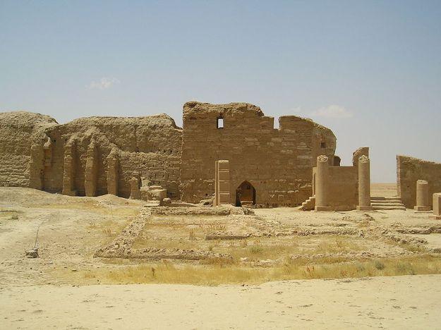 Dura-Europos Temple, Syria
