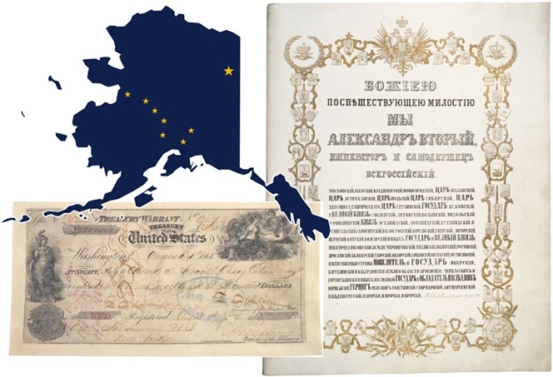 Purchase of Alaska Document and Check