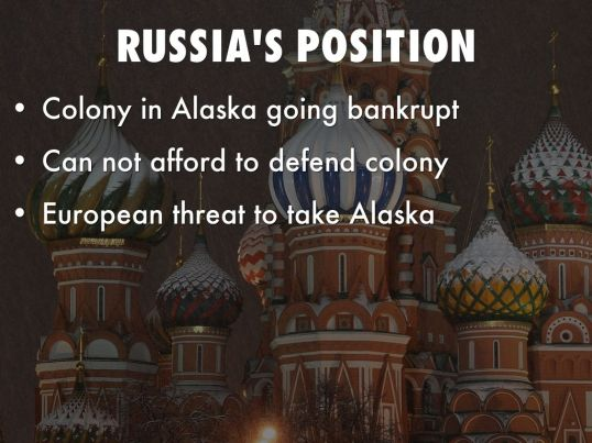 Russia's Position