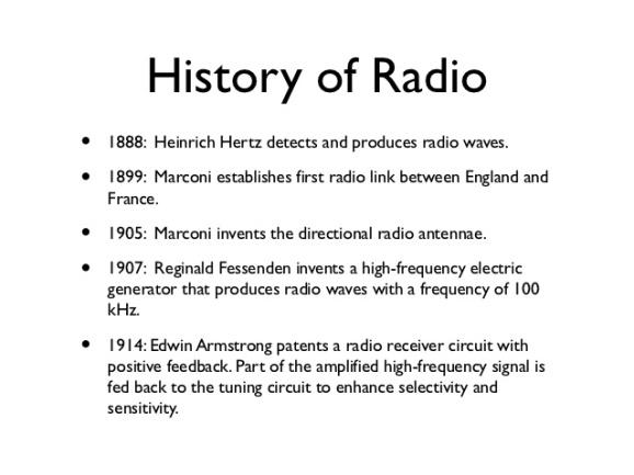History of Radio 1