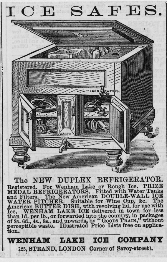the invention of the refrigerator 1899: first refrigerator patented refrigerators revolutionized not only the way we eat, but the way food is manufactured and distributed  inventions food brockton .