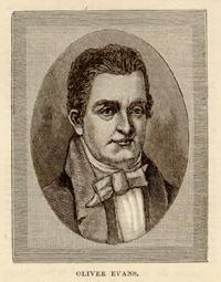 Oliver Evans 1755-1819