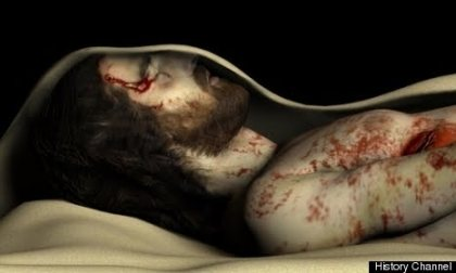 Real Face of Jesus -Shroud of Turin