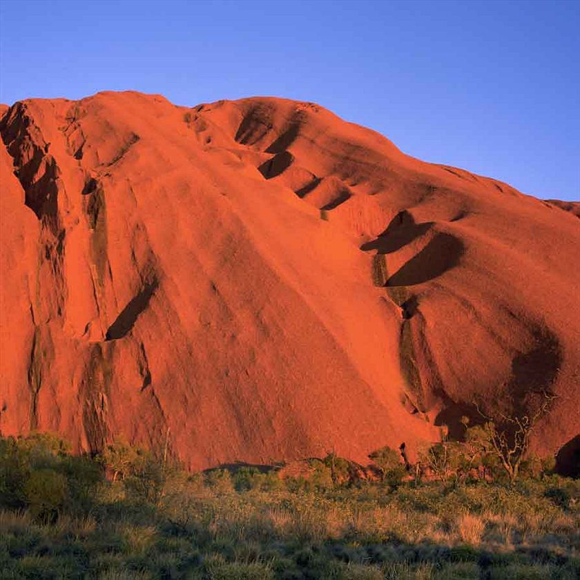 Ayers Rock (Uluru) Australia  City pictures : What is Uluru Ayers Rock made of | Know It All