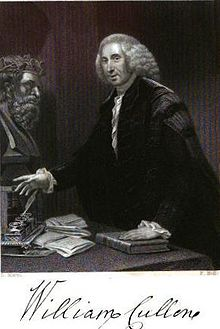 William Cullen 1710-1790