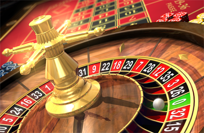 what do the numbers on a roulette wheel add up to