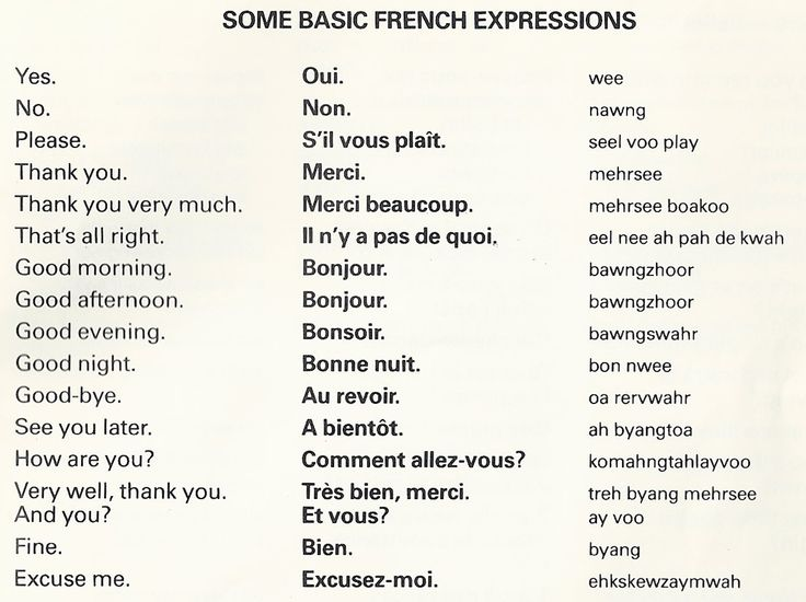 Languages know it all basic french expressions m4hsunfo
