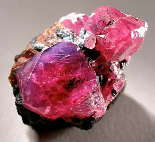 Rubies Red and Pink
