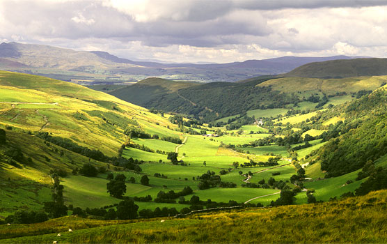 Wales Countryside