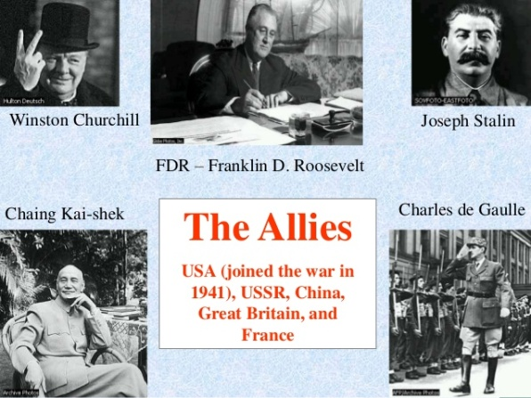 World War II - The Allies