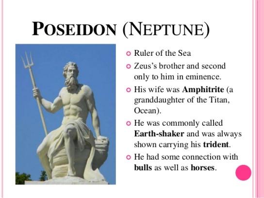 3 - Poseidon