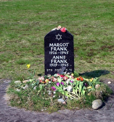 Anne Frank's Grave