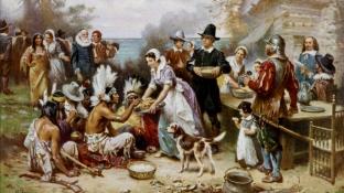 Thansgiving Pilgrims
