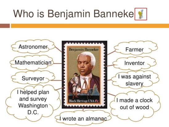 a biography of benjamin banneker the astronomer Benjamin banneker benjamin banneker was already a practiced mathematician and astronomer when he was approached in february 1791 by his friend andrew ellicott to survey the land staked out for the new united states capital.