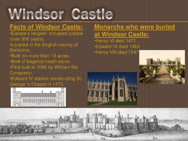 Windsor Castle History Facts