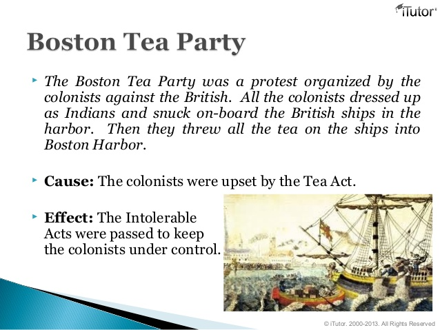 boston tea party expository essay Browse boston tea party resources on teachers pay teachers, a marketplace trusted by millions of teachers for original educational resources.