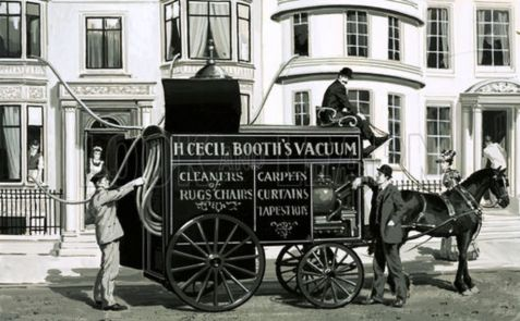 Cecil Booth Vacuum Cleaner
