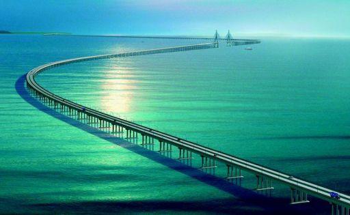 Danyang-Kunshan Grand Bridge, China