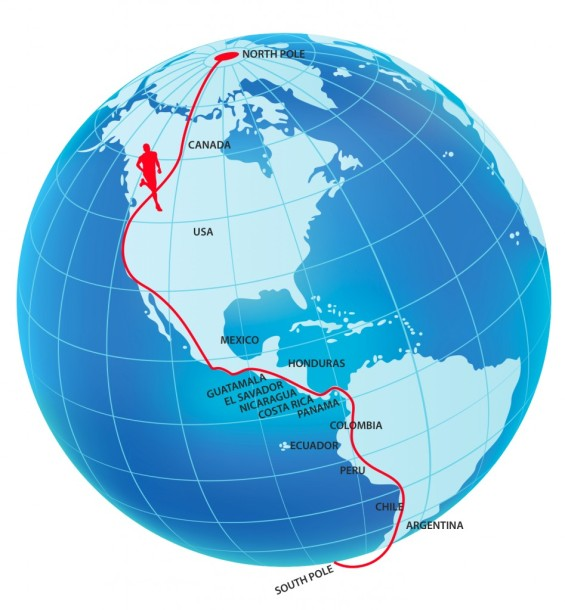 How Many Miles From >> How Many Miles From North Pole To South Pole Know It All