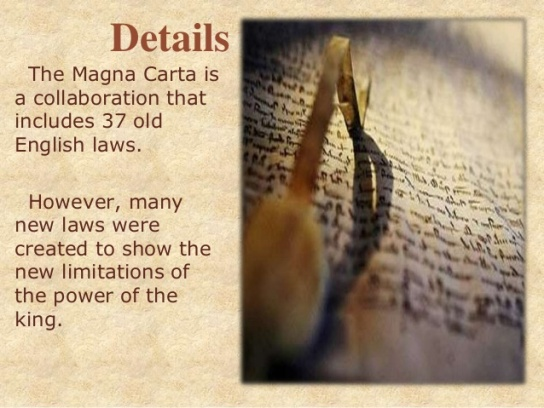 2 - Magna Carta Details