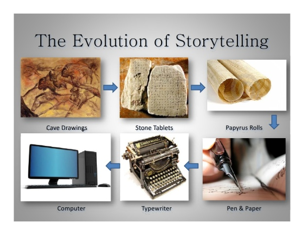 Evolution of Storytelling