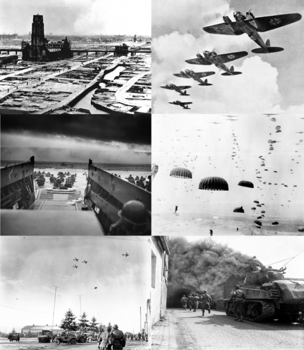 History of D-Day Pictures