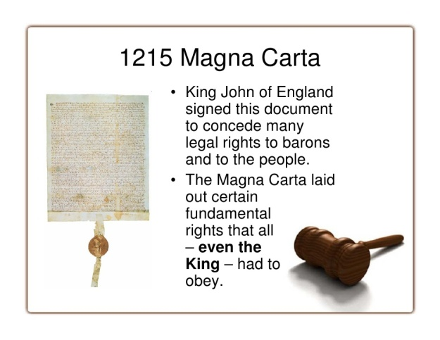 Magna Carta: Art/Paper Post an Event »
