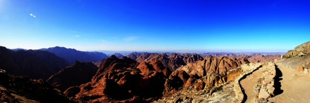 Mount Sinai Panoramic