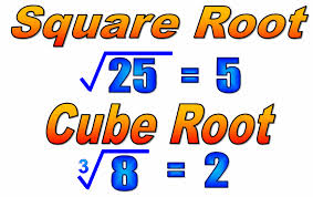 Square – Cube – Square Root – Cube Root | Know-It-All