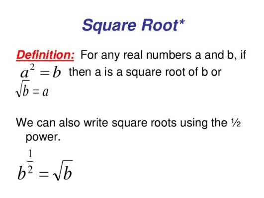 how to create the square root symbol in word