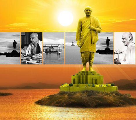 Statue of Unity - Sardar Patel