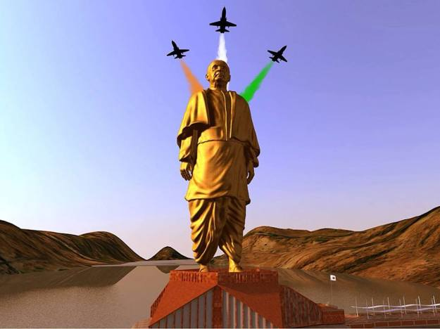 Statue of Unity - Sardar Vallabhai Patel