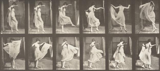 Eadweard Muybridge - Motion Picture on ballet
